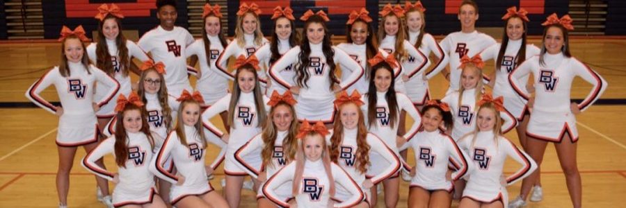 Briar Woods Cheer Twitter Photo