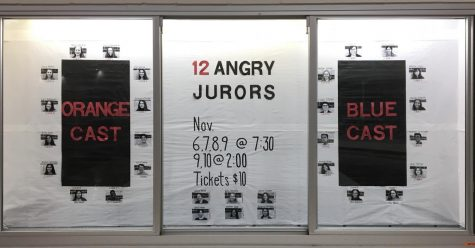 A Review: Briar Woods' Production of Twelve Angry Jurors