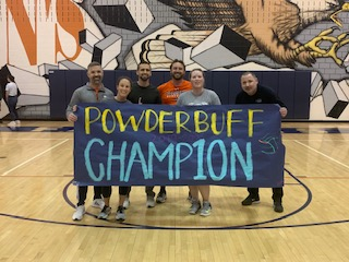 Faculty Champions: Powder Buff 2019