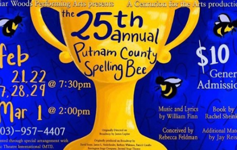"""Briar Woods Theatre Presents """"The 25th Annual Putnam County Spelling Bee"""""""