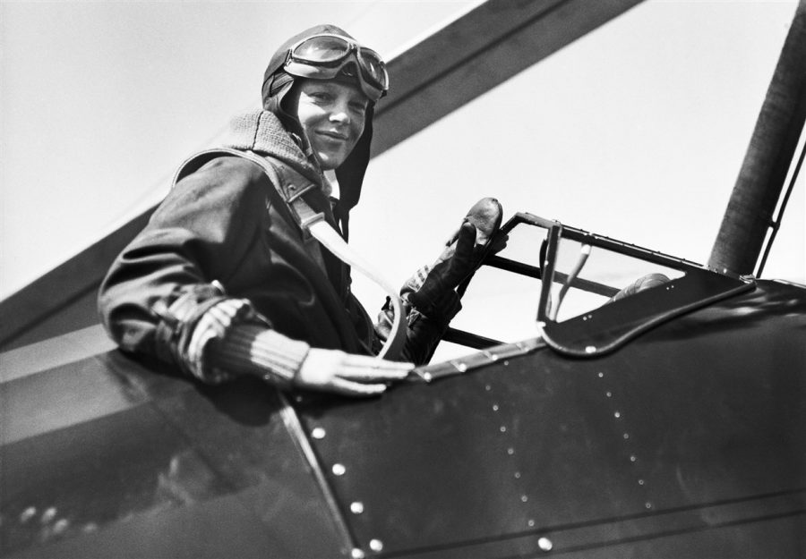 World Pilots' Day - An Ode to Amelia Earhart