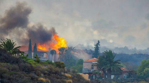 The Eruption of La Cumbre Vieja in The Canary Islands
