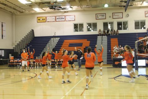 A Week of Wins for Varsity Volleyball