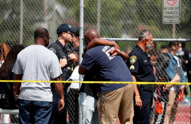 Newport News Heritage High School Experiences a Shooting