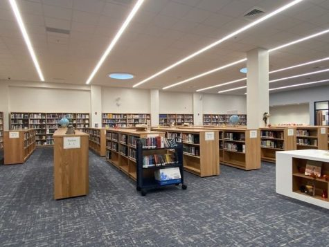 BWHS Library Finally Reopening for the 2021-2022 School Year